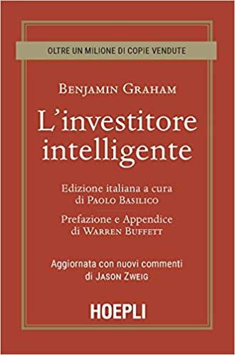 L'investitore intelligente - Benjamin Graham copertina libro